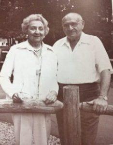 Eli & Bessie Cohen