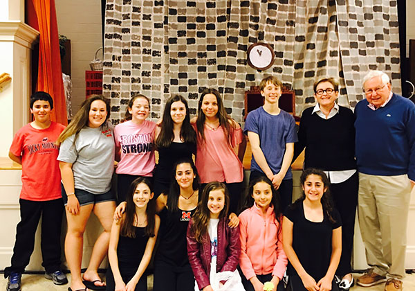Middle School Spring Musical: Twinderella
