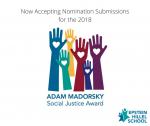 Adam Madorsky Social Justice Award