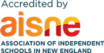 Accredited by AISNE (Association of Independent Schools New England)