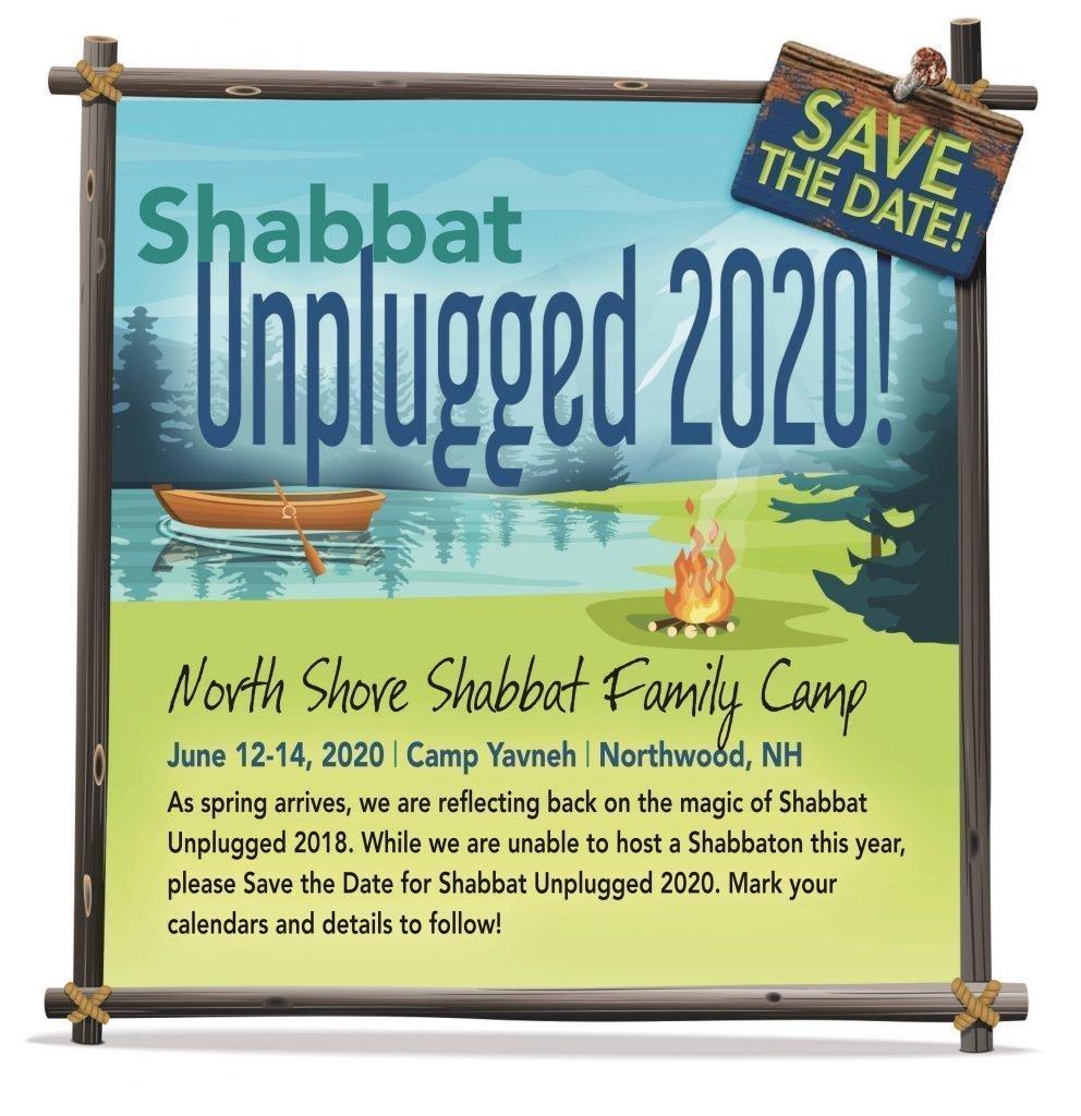 Shabbat Unplugged - Epstein Hillel School - Epstein Hillel