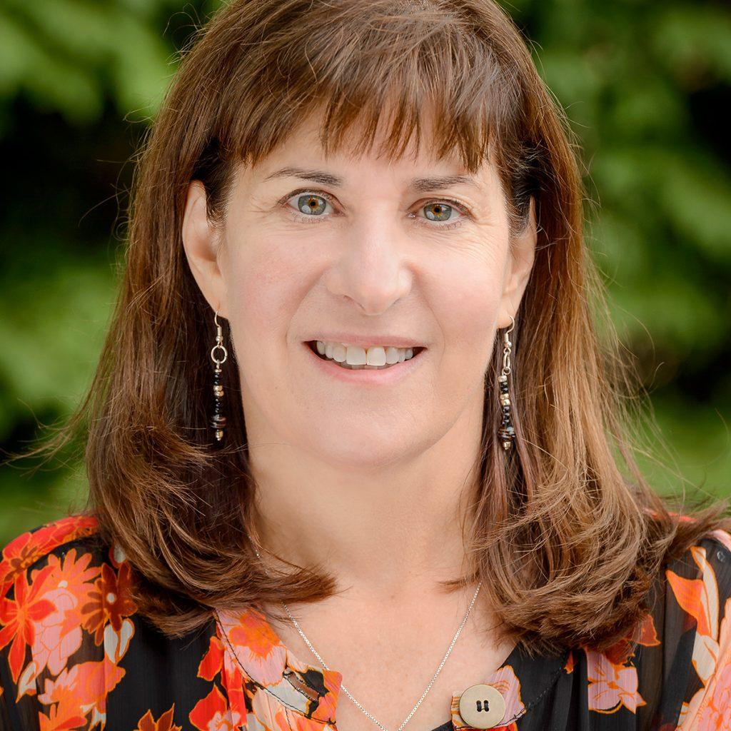 Mindee Greenberg - Epstein Hillel School Teacher Portraits